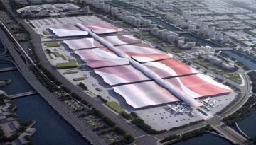 Kweight and Invitro help the construction of Shenzhen New Exhibition Center